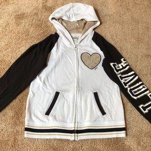 Girl's lightweight Justice jacket
